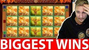 casino bonus large VINNE ROMAN LEGION SLOT MEGA WIN