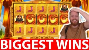 Streamers Biggest Wins #24 CRAZY DAVID LABOWSKY large WIN MIDAS GOLDEN touching SLOT
