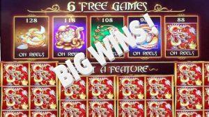 5 Treasures large WINS too Bonus circular !