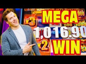 BIGGEST WIN ON BET SIZE! WILD WILD SAMURAI slot machine HUGE WIN!