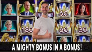 💸 MILLIONER VINDER! 🎰 BONUS indad en BONUS 😱 $ 50 SPINS på Wheel of Fortune TRIPLE Au