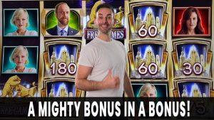 💸 MILIAR WIN! 🎰 BONUS ke dalam BONUS 😱 $ 50 berputar di Wheel of Fortune TRIPLE Au