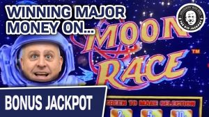 🚀 BONUS JACKPOT! 🌙 Winning MAJOR MONEY on LIGHTNING LINK satelite Race!