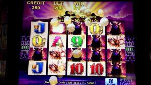 BUFFALO Slots large WIN!!! – 423X bet / $847.50 – at the D casino bonus inwards Downtown Las Vegas