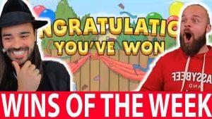 Biggest Wins of calendar week #14 Roshtein & Classy Beef INSANE WINS