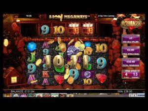 Bonanza Slot from almost null to hero large Win   large Time Gaming   Leovegas casino bonus