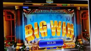 Chumba казино шагнал Гарген гүнж том ялалт !!!