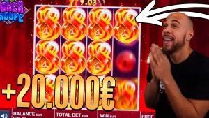 ClassyBeef Mega Win 20.000€ on Joker Troupe slot – TOP 5 Biggest wins of the calendar week