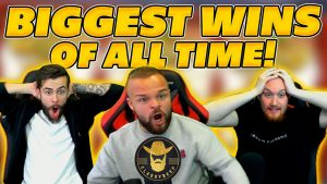 ClassyBeef's BIGGEST WINS OF ALL TIME! large ONLINE SLOT WIN COMPILATION!