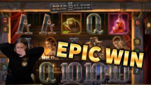 Epische overwinning!!! Dode of live grote WIN - casino bonus Games van MrGambleSlot Live actueel