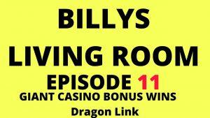 Episode 11 – GIGANTIC BONUS casino bonus WINS DRAGON LINK SLOT MACHINE