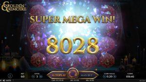 Golden Grimoire Slot yesteryear NetEnt – Single Spin large Win