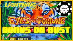 ⚡️HIGH bound Lightning Link Eyes Of Fortune  ⚡️Dragon Link Peace & Long Life Slot Machine casino bonus