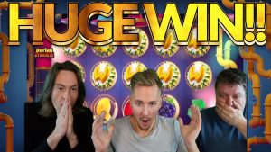 HUGE WIN! Durian Dynamite large win – large WIN on casino bonus slots from Casinodaddy live current