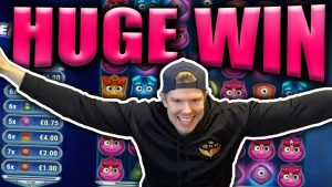 REACTOONZ дээрх том WIN - казино урамшууллын урсгал том Wins
