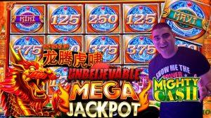 High bound Mighty Cash Slot MASSIVE HANDPAY JACKPOT – Fantastic Session | flavor 10 | Episode #26