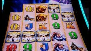 Huge Win On 5 Symbols Bonus! Timber Wolf Grand