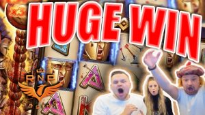 Huge Win on 300 Shields Extreme Slot – casino bonus current large Wins
