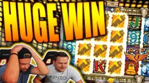 Huge Win on Danger High Voltage Slot – casino bonus current large Wins