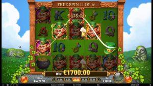 Huge Win on Leprechaun Goes Wild. Streamers Biggest Wins on online casino bonus