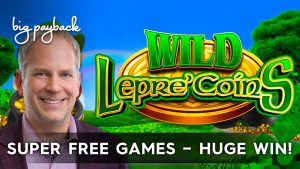 INCREDIBLE LUCK! Wonder 4 Spinning Fortunes Wild Lepre'Coins Slot – HUGE WIN!