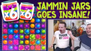 Jammin' Jars Double large Win inward base of operations Game