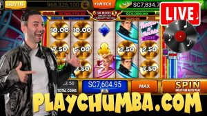 🔴 LIVE Online Slots 🎰 Featuring my BIGGEST WIN of 2020! PlayChumba Social casino bonus! #advertizement