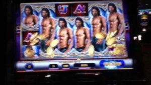 Lone Wolf Awesome Reels large WIN (Coushatta casino bonus Resort)