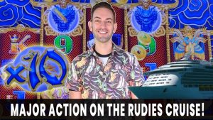 💰 MAJOR activeness on the RUDIES CRUISE 🚢 belatedly nighttime #Brunk & #Brittfaced Slots 🎰