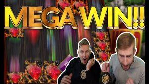 MEGA WIN! Bonanza large win – HUGE WIN on casino bonus slots from Casinodaddy