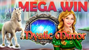 MEGA large WIN ON MYSTIC MIRROR (ruddy Rake Gaming)
