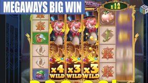 MEGAWAYS SLOT large WIN TOP 2 – PIGGY RICHES / RAGING rhinoceros