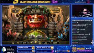 Mega Masks Slot 🎰 716X HUGE WIN 🤑 ➤ ZET casino bonus🍀