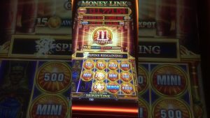 Money link !! large win Egyptian Ride