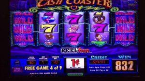 NORWEGIAN BREAKAWAY casino bonus WITH large WIN