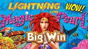OMG How Many Bonuses I Got On HIGH bound Lightning Link Slot Machine – GREAT SESSION & large WIN !
