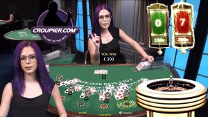 ONLINE BLACKJACK SIDE BETS state of war vs £2,000 BANKROLL! LIGHTNING ROULETTE 500X large WIN? Mr dark-green casino bonus!
