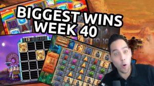 Online casino bonus Ranger Twitch – Biggest Online Slots Wins – calendar week 41 – 2019