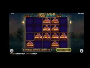 Bonus casinò pirata Au scatter (grande vincita)