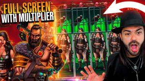 ROSHTEIN Mega Win  on novel slot  Barbarian Fury  – TOP 5 Mega wins of the calendar week
