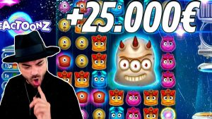 ROSHTEIN osvaja 25.000 € - Top 5 najvećih dobitaka kalendarskog tjedna prema online casino bonusu