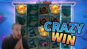 Razor Shark CRAZY WIN!!! – Huge Win from MrGambleSlots Livestream