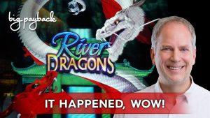 River Dragons Slot – large WIN BONUS, AWESOME!