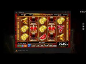 SHINING CROWN MIZA 10 LEI large WIN