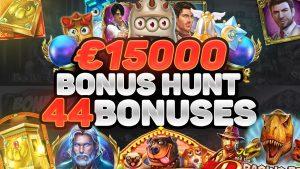 [Annuntiatione SPECIALES DE] INGENS € 15,000 bonus QUAERO Us   XLIV online casino bonus SLOT PARS