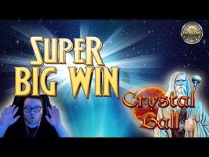 SUPER large WIN BEI CRYSTAL BALL (GAMOMAT) – 2.50€ EINSATZ!