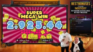 SUPER large WIN!!! Online casino bonus Slot Cubes (Hacksaw Gaming) – Bet 15€ Win 40.354€ (2.690x)