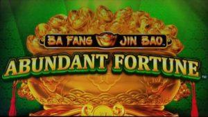 SUPER large WINS on ABUNDANT FORTUNE SLOT MACHINE POKIE – PECHANGA casino bonus