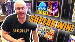 SUPERB WIN! 💰Tangiers casino bonus Wolf atomic number 79 JACKPOT! 💰The large Jackpot | The large Jackpot