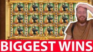 Slots & Wins #1 David Labowsky CRAZY WIN LEGACY OF DEAD SLOT large WIN